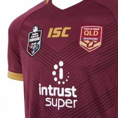 2018 QLD Maroons State of Origin ADULTS Jersey