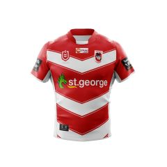 2019 St George Dragons ADULTS Away Jersey