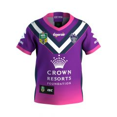 2018 Melbourne Storm KIDS Women In League Jersey