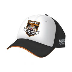 2019 Wests Tigers Media Cap