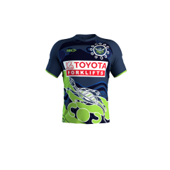 2021 Canberra Raiders ADULTS Indigenous Run Out Tee
