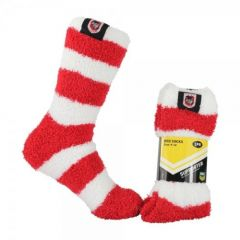 St George Dragons Bed Socks