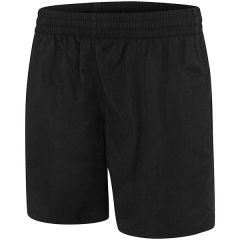Classic Micro Fibre KIDS Football Shorts Black