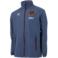 2018 Brisbane Bronco KIDS Wet Weather Jacket