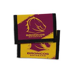 Broncos Team Wallet