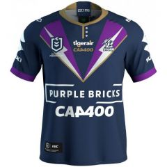 2019 Melbourne Storm KIDS Cameron Smith Jersey 400