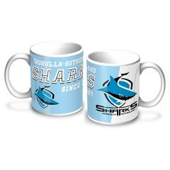 Cronulla Sharks Coffee Mug