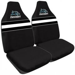 Penrith Panthers Car Seat Covers