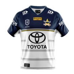 2021 North QLD Cowboys ADULTS Away Jersey
