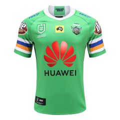 2020 Canberra Raiders ADULTS Home Jersey