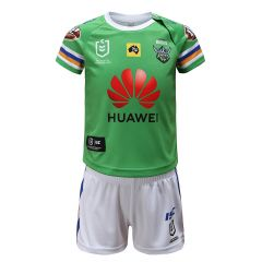 2020 Canberra Raiders TODDLER Home Jersey Set