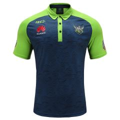 2020 Canberra Raiders ADULTS Navy Polo
