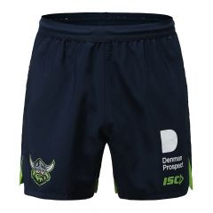 2020 Canberra Raiders ADULTS Training Shorts