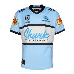 2021 Cronulla Sharks ADULTS Home Jersey
