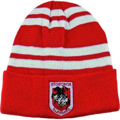 St George Dragons Wozza Beanie
