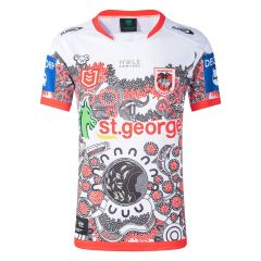 2021 St George Dragons ADULTS Indigenous Jersey