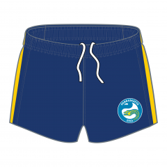 Parramatta Eels Retro Supporter Shorts