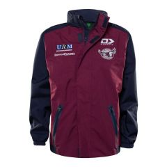 2020 Manly Sea Eagles ADULTS Wet Weather Jacket