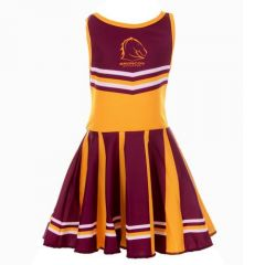 Brisbane Broncos Cheerleader Dress