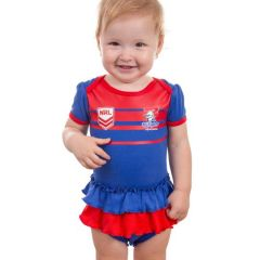 Newcastle Knights Girls Footysuit