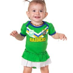 Canberra Raiders Girls Footysuit