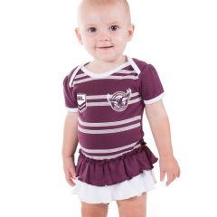 Manly Sea Eagles Girls Footysuit
