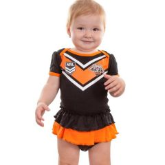 Wests Tigers Girls Footysuit
