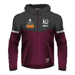 2020 QLD Maroons ADULTS Tech Pro Hoody