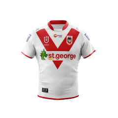2020 St George Dragons ADULTS Home Jersey