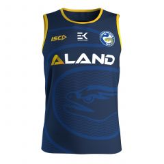 2020 Parramatta Eels KIDS Training Singlet
