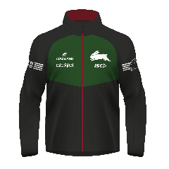 2020 South Sydney Rabbitohs ADULTS Wet Weather Jacket
