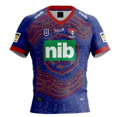 2020 Newcastle Knights ADULTS Indigenous Jersey