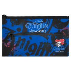 Newcastle Knights Neoprene Pencil Case