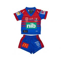 2021 Newcastle Knights TODDLER Home Jersey Kit