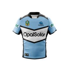 2018 Cronulla Sharks Toddler Home Jersey