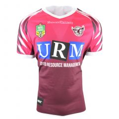 2018 Manly Sea Eagles ADULTS Women In League Jersey