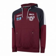 2018 Manly Sea Eagles Squad Hoodie