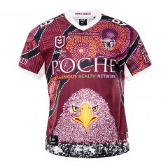 2021 Manly Sea Eagles ADULTS Indigenous Jersey