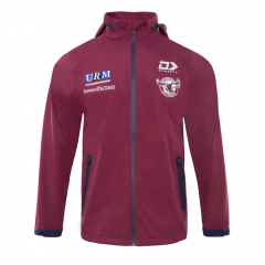 2021 Manly Sea Eagles ADULTS Spray Jacket