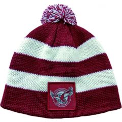 Manly Sea Eagles INFANT Beanie