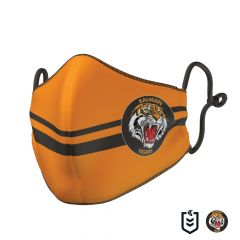 Balmain Tigers Double Sided Face Mask
