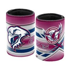 Manly Sea Eagles Logo Can Cooler