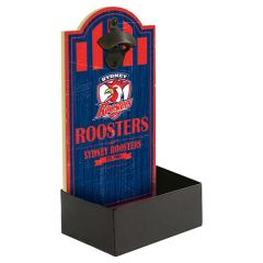 Sydney Roosters MDF Opener With Catcher