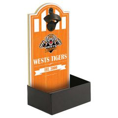 Wests Tigers MDF Opener With Catcher
