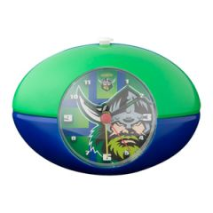 Canberra Raiders Footy Desk Clock