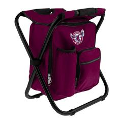 Manly Sea Eagles Cooler Bag Stool