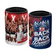 2019 Sydney Roosters Premiership Image Can Cooler