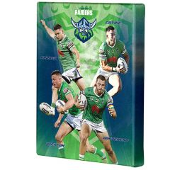 Canberra Raiders 4-Player Canvas