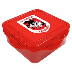 St George Dragons Snack Container