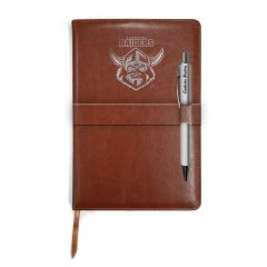 Canberra Raiders Notebook And Pen Gift Pack